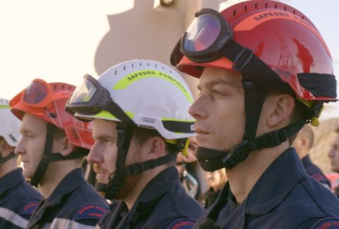 FIREFIGHTERS IN THE HEART OF DANGER: KICK-OFF